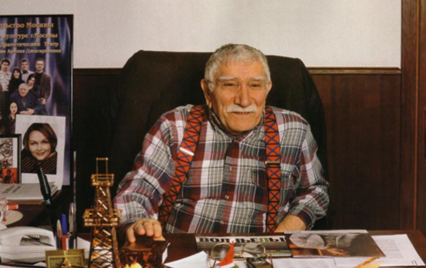 Армен Джигарханян  - фотоархив. Фото kinopoisk.ru