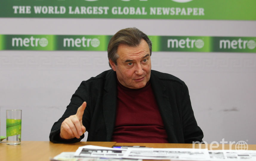 """Алексей Учитель. Фото Василий Кузьмичёнок, """"Metro"""""""
