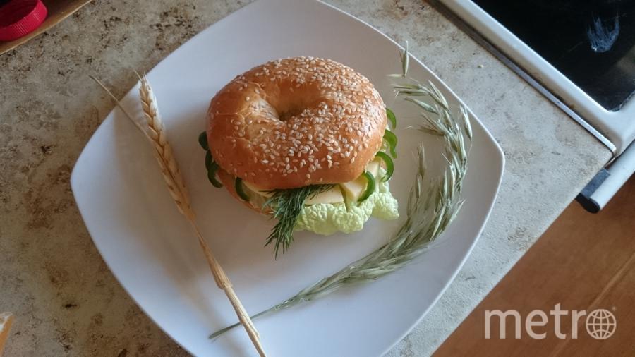 Андрей Веремеенко. школьный бутерброд.
