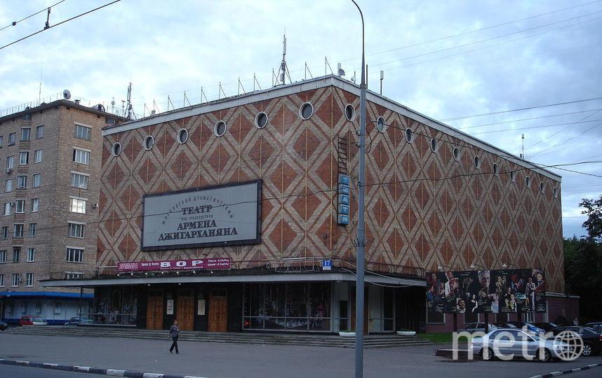 Московский драматический театр под руководством Армена Джигарханяна. Фото Wikipedia/Zac allan