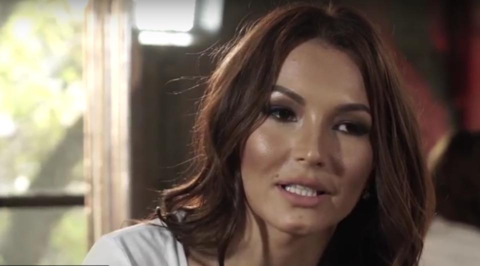 Анастасия Романова. Фото Скриншот YouTube