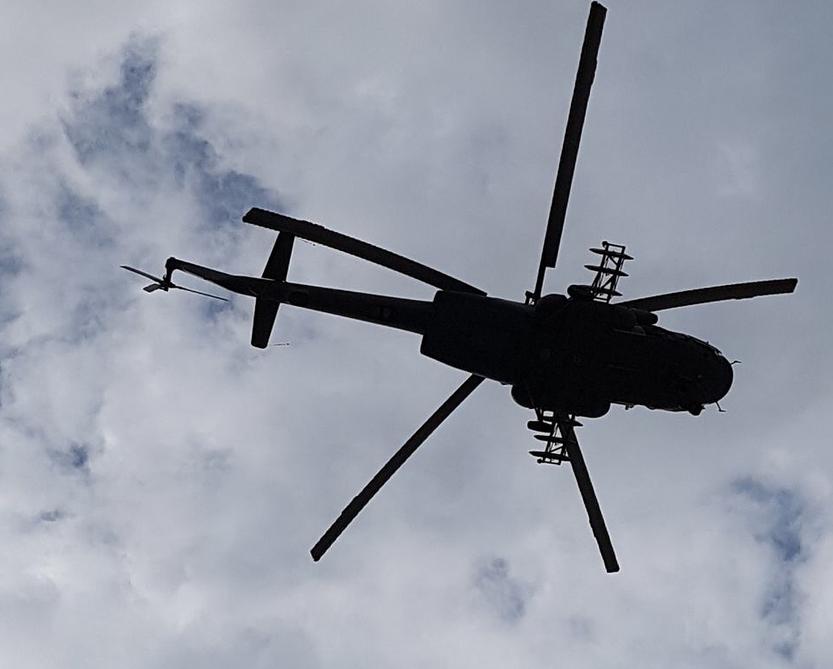 Трое из пассажиров упавшего на Шпицбергене вертолета - петербуржцы. Фото скриншот www.instagram.com/_malyshka_myu_/