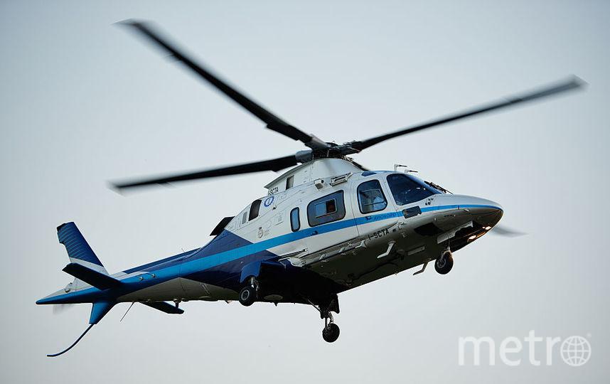 Вертолёт( Жанровое фото). Фото Getty