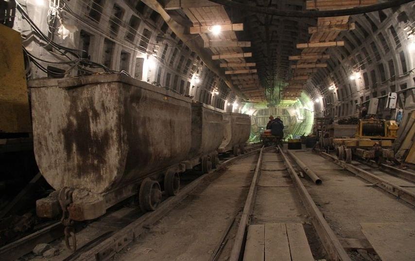 """Станция-призрак"" появится в метро Петербурга. Фото Фото КРТИ"