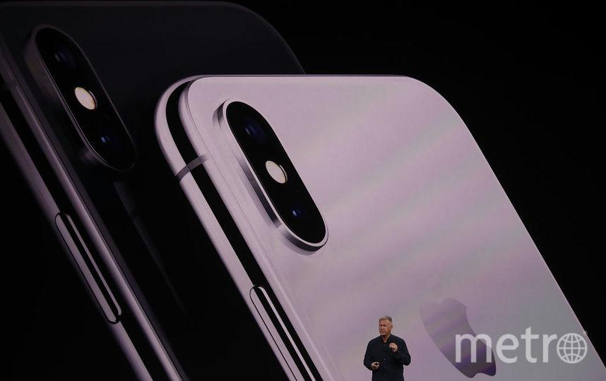 iPhone X раскупили в России за три минуты. Фото Getty
