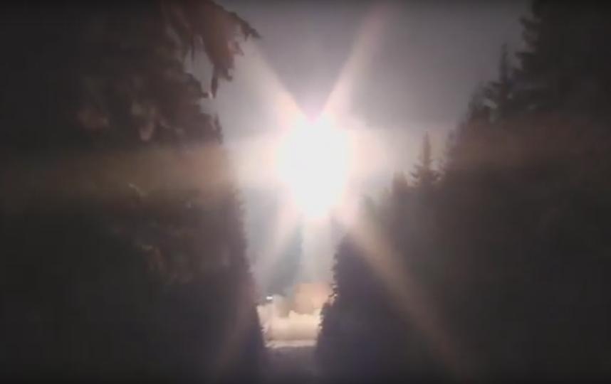 Тренировка по управлению стратегическими ядерными силами РФ. Фото Скриншот Youtube