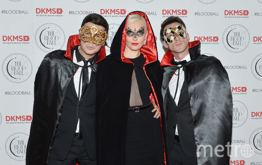 Гости DKMS Blood Ball-2017. Фото Getty