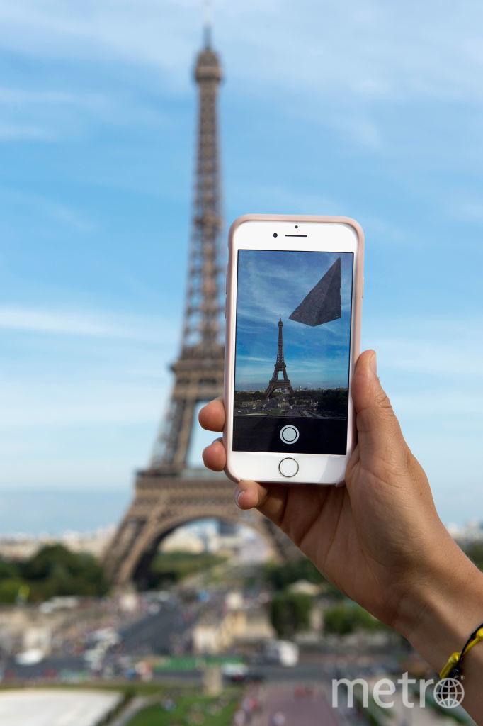 Эйфелева башня в Париже (Франция). Фото Getty