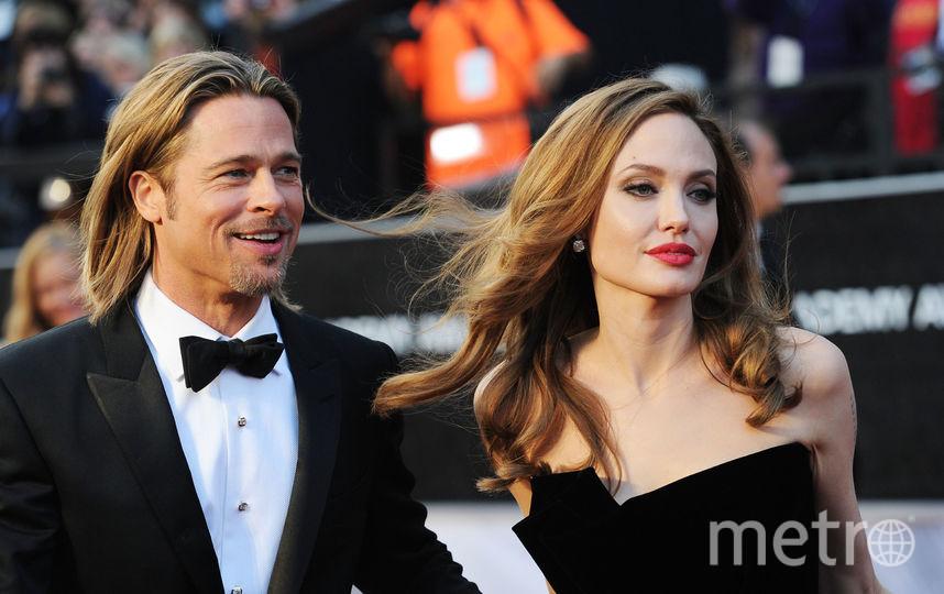 """""""Ничего общего, кроме секса"""": Питт счастлив разводу с Джоли. Фото Getty"""