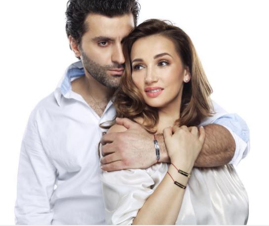 Анфиса Чехова и Гурам Баблишвили. Фото instagram Анфисы Чеховой