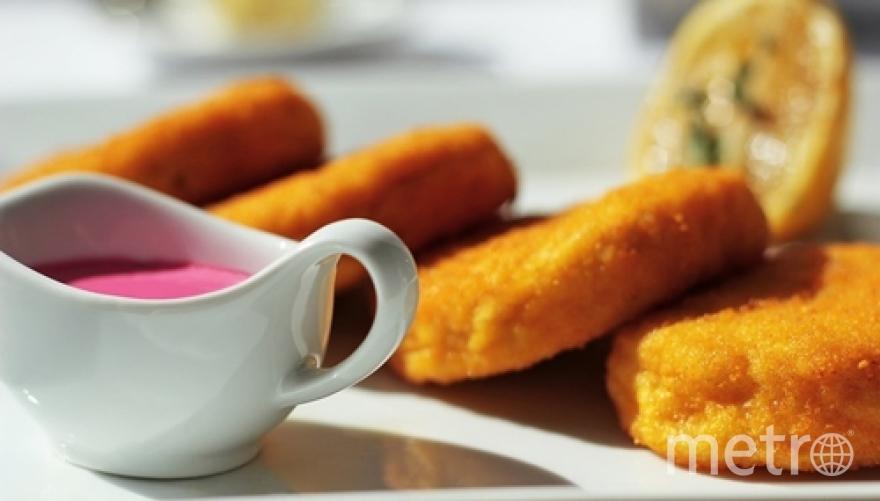 """В """"Шаляпине"""" подают лучшее рыбное блюдо – щучьи котлеты. Фото http://best-restaurant.sobaka.ru"""