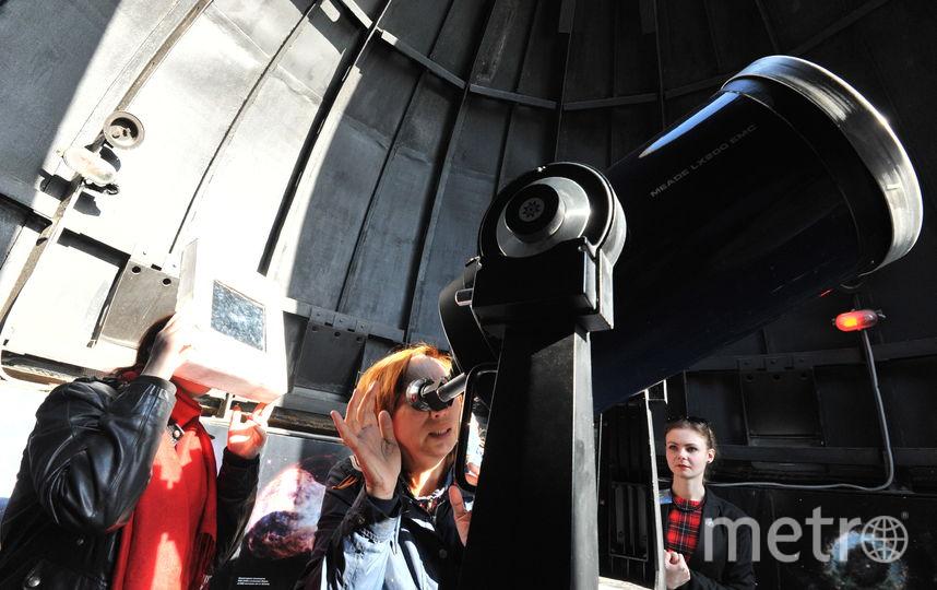 """В Петербурге ожидаются осадки в виде метеоров. Фото Святослав Акимов, """"Metro"""""""