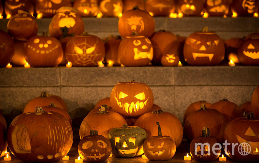Хеллоуин. Фото Getty