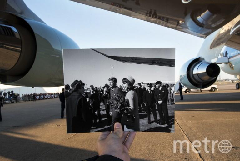 Джон и Жаклин Кеннеди. Фото AFP