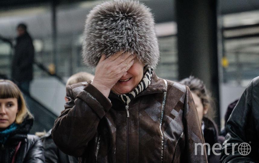 В Петербурге открыт памятник жертвам теракта над Синаем. Фото Getty