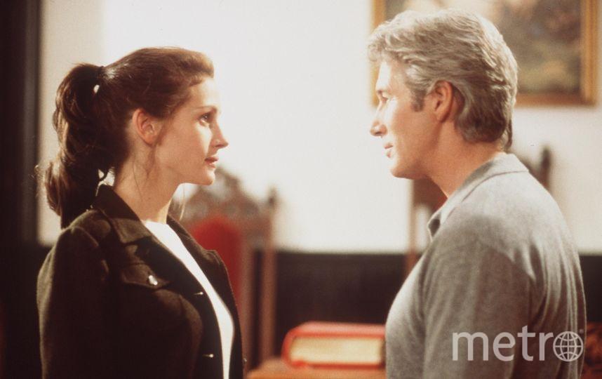 Джулия Робертс и Ричард Гир. Фото Getty