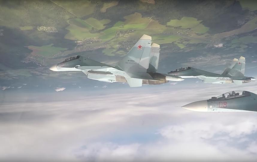 Скриншот видео Минобороны РФ.