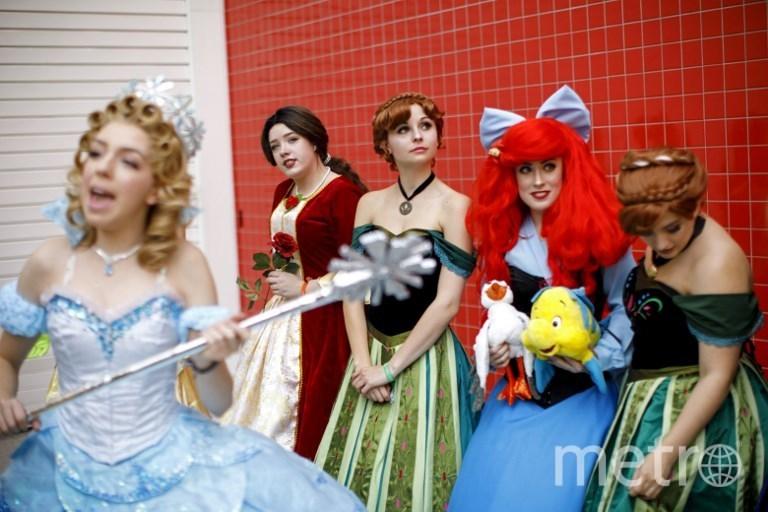 Участники фестиваля Comic Con в Лондоне. Фото AFP