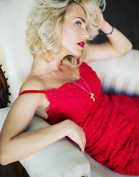 Екатерина Гордон. Фото Instagram/katyagordon