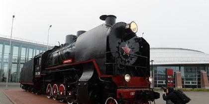Крупнейший Музей железных дорог открылся в Петербурге