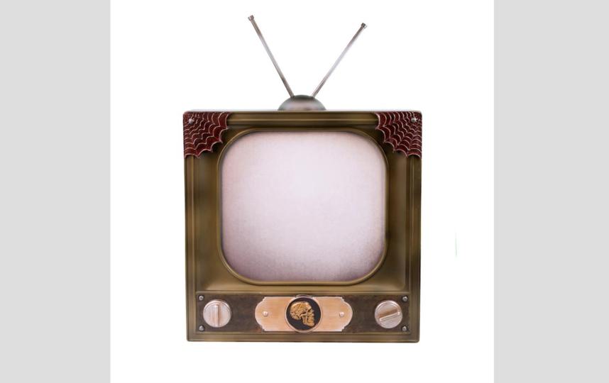 """Телевизор ужаса. Фото """"Metro"""""""
