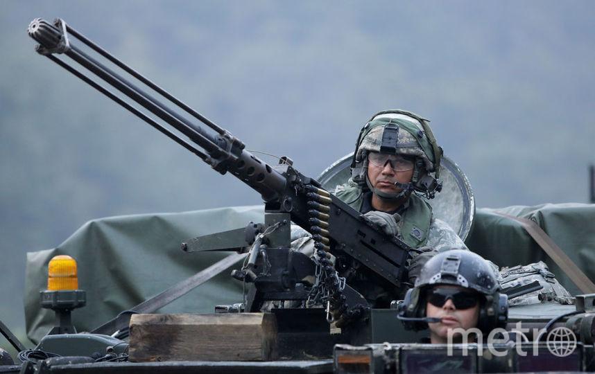 Американская армия. Фото Getty