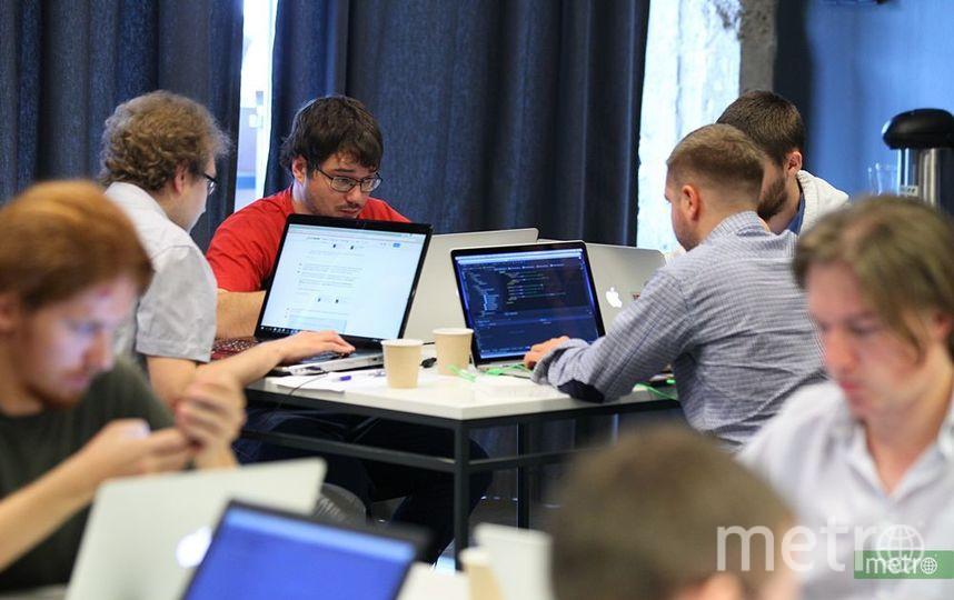 Программисты верят, что  с компьютером нельзя ругаться. Фото Василий Кузьмичёнок