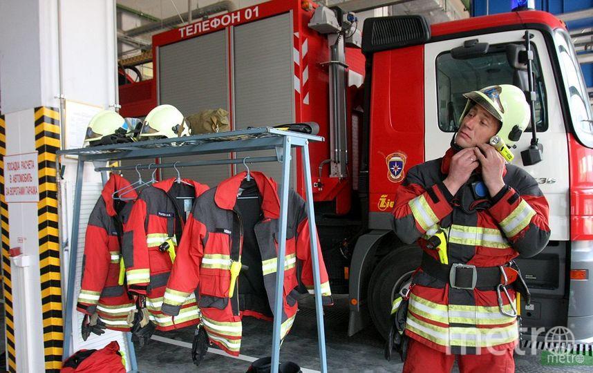 спасатели стараются не прощаться, а желают либо удачи, либо сухих рукавов. Фото Василий Кузьмичёнок