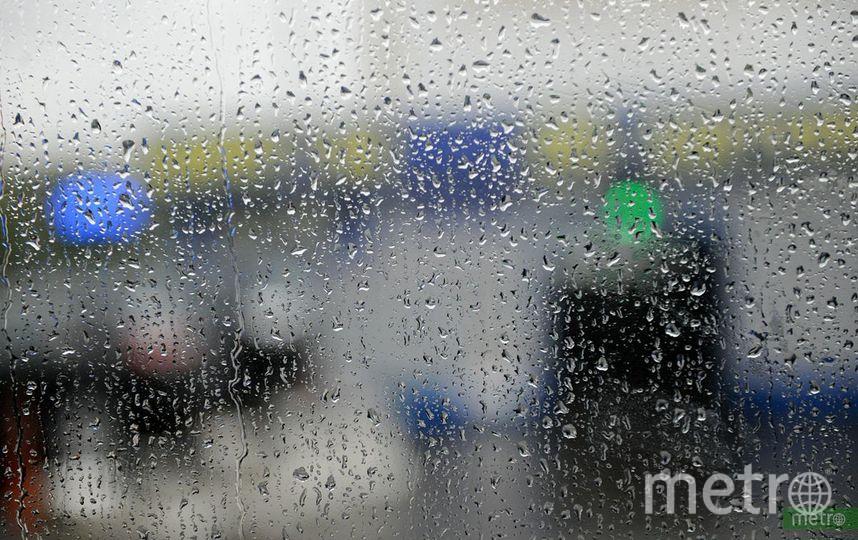 Погода в столице будет дождливой. Фото Василий Кузьмичёнок
