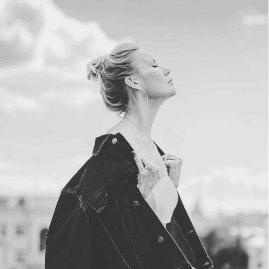 Телеведущая Елена Летучая. Фото Instagram/elenapegas