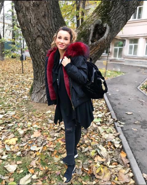 Анфиса Чехова. Фото Скриншот instagram.com/achekhova/?hl=ru.