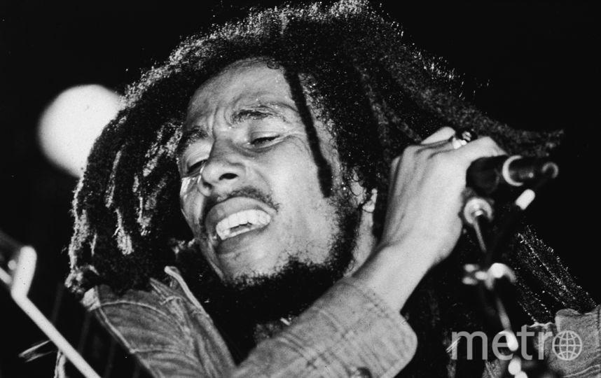 Боб Марли. Фото Getty