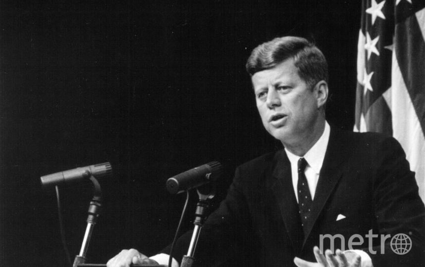Джон Кеннеди. Фото Getty