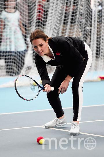 В Национальном теннисном центре. Фото Getty