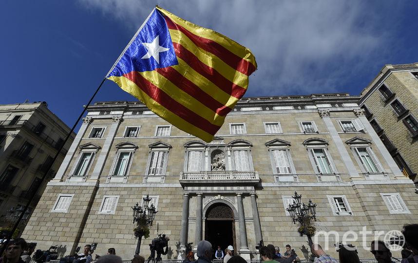 Каталония. Фото AFP