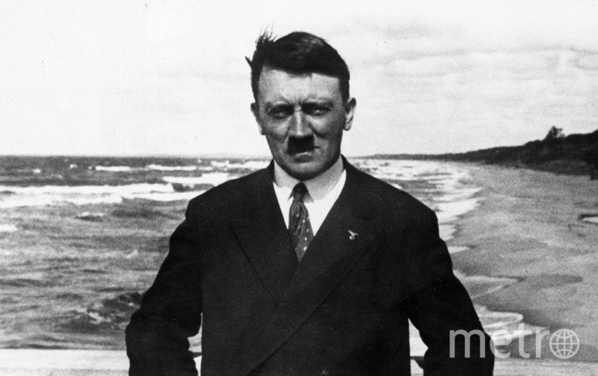 Адольф Гитлер. Фото Getty