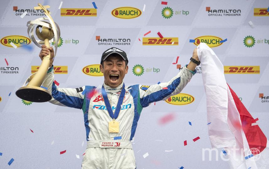 Йоши Муроя – первый азиатский чемпион Red Bull Air Race. Фото redbullcontentpool.com
