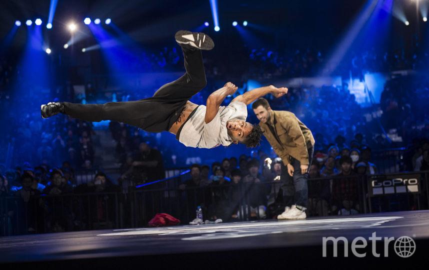 В турнире примут участие 16 би-боев. Фото redbullcontentpool.com
