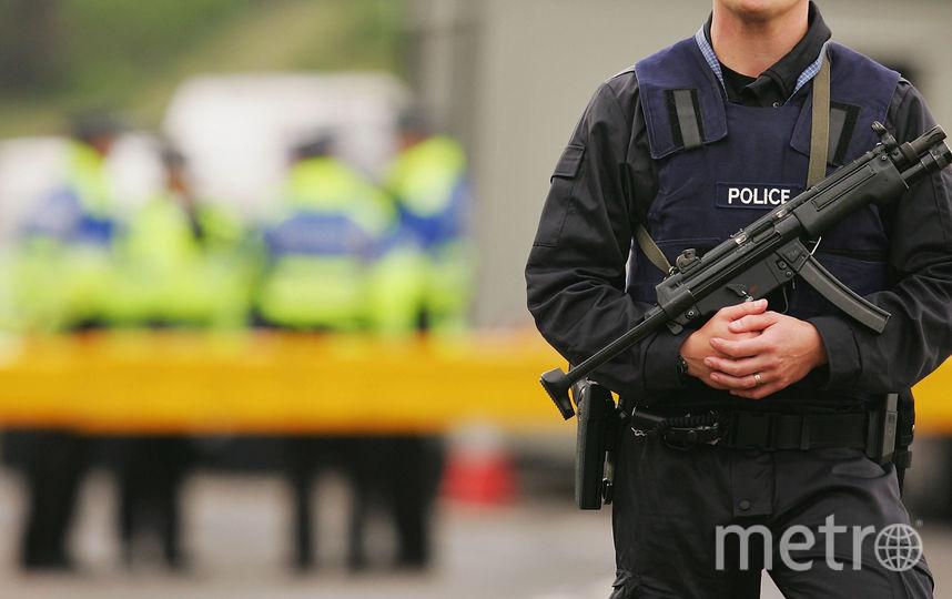Полиция в Европе. Фото Getty