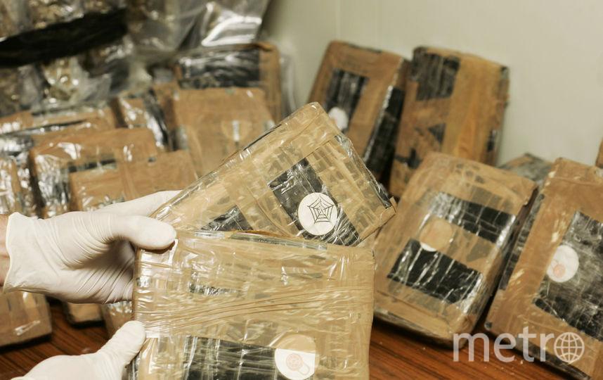 Наркотики. Фото Getty