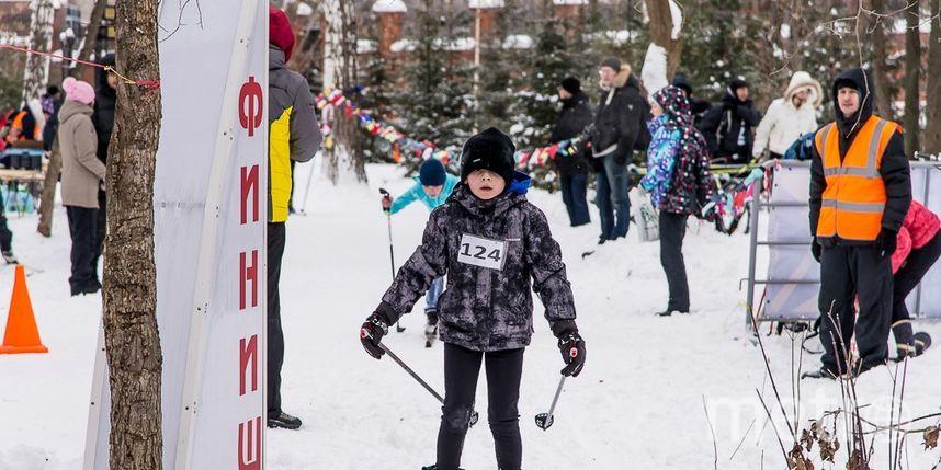 Лыжный спорт популярен а республике. Фото Алексей Спиридонов