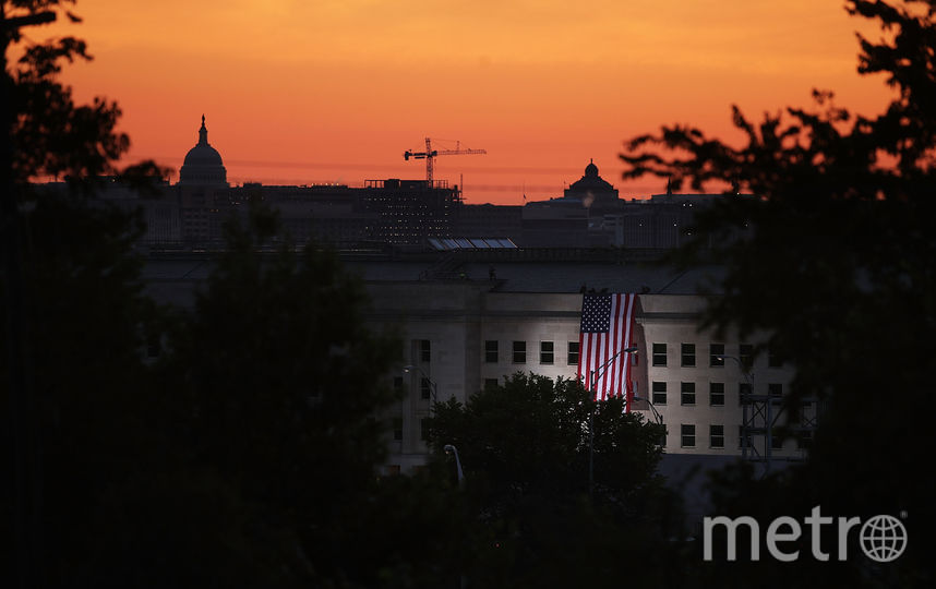Здание Пентагона. Фото Getty