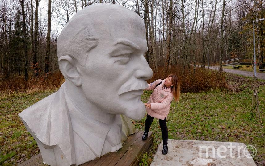 """В Разливе Владимир Ильич Ленин оказался в июле 1917 года. Фото Алена Бобрович, """"Metro"""""""