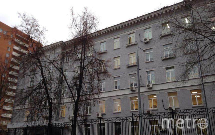 Колледж, где были найдены тела учителя и ученика. Фото Василий Кузьмичёнок