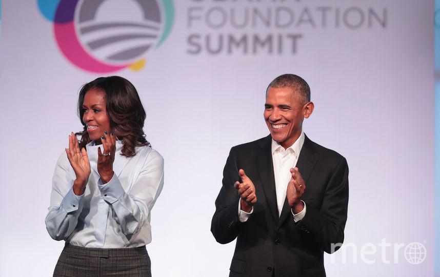 31 октября 2017 на саммите в Чикаго. Фото Getty