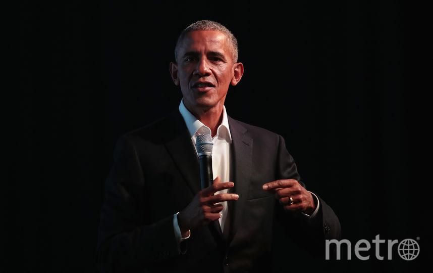 31 октября на саммите в Чикаго. Фото Getty