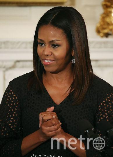 Мишель Обама в 2016-м году. Фото Getty