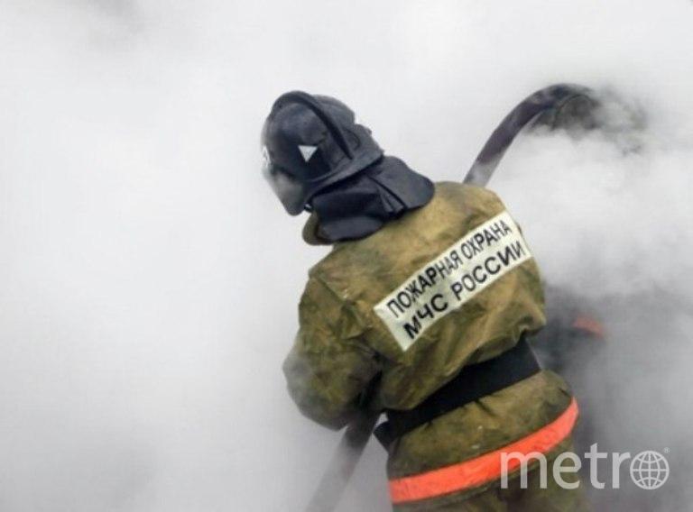 Во время пожара на заводе погиб один человек. Фото 76.mchs.gov.ru