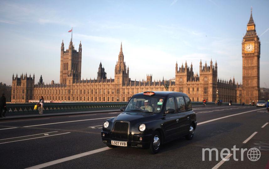 Лондонское такси. Фото Getty