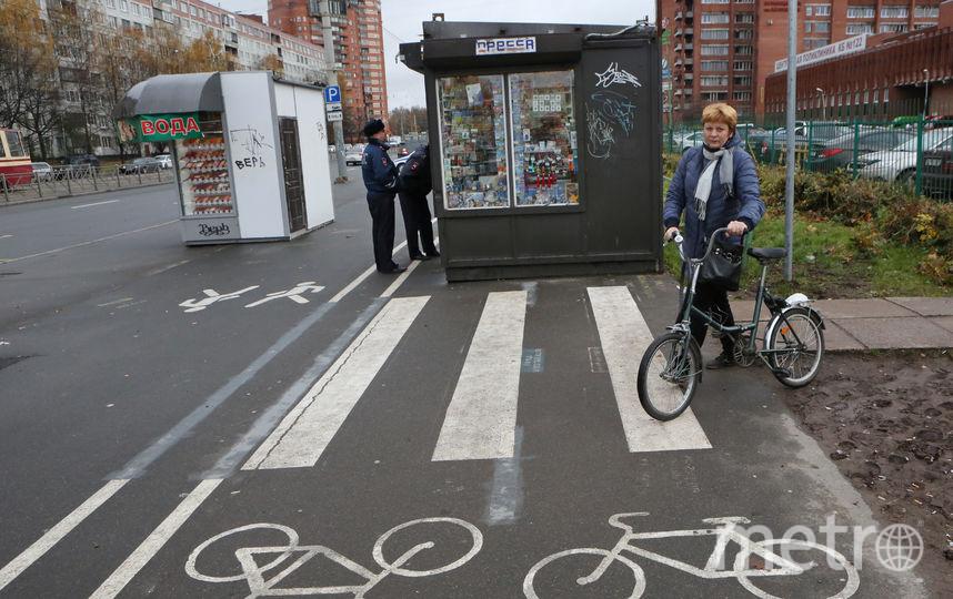 Прокатиться на велосипеде с ветерком здесь не получится | интерпресс | сергей куликов.